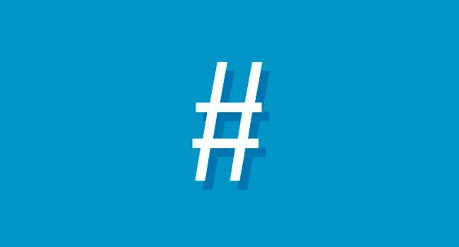 analizar hashtag de Twitter