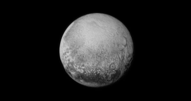 A Few Hours From Pluto