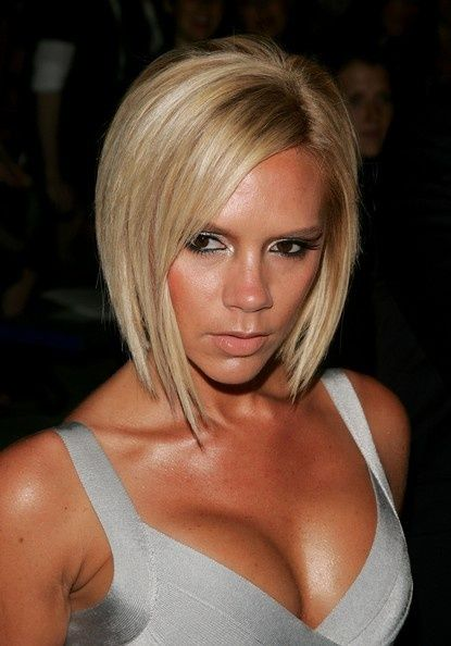 Marvelous 1000 Ideas About Posh Spice Hair On Pinterest Short Hairstyles Short Hairstyles Gunalazisus