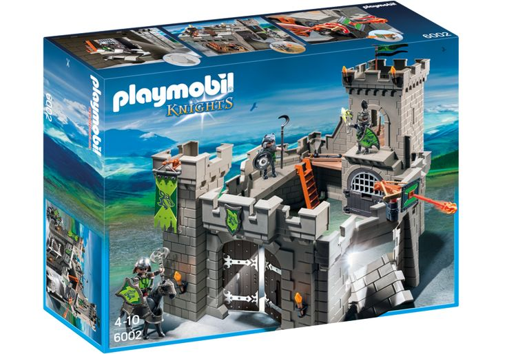 Playmobil 6002 - Wolf Knights' Castle