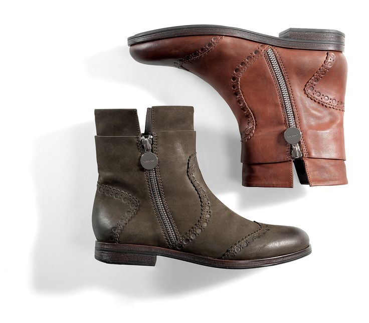 CALZATURE - Ankle boots Geox 0Mt82MwnMZ