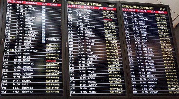 Laptop dan Tablet Dilarang Dibawa ke Kabin Pesawat yang Menuju Amerika Serikat dan Inggris