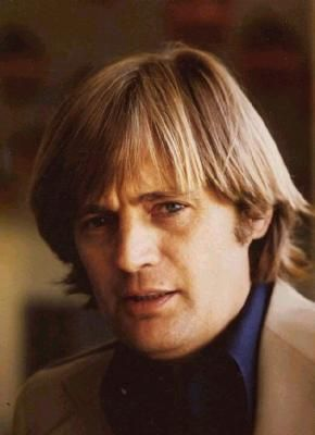 David McCallum From Man from Uncle...loved him and the show!