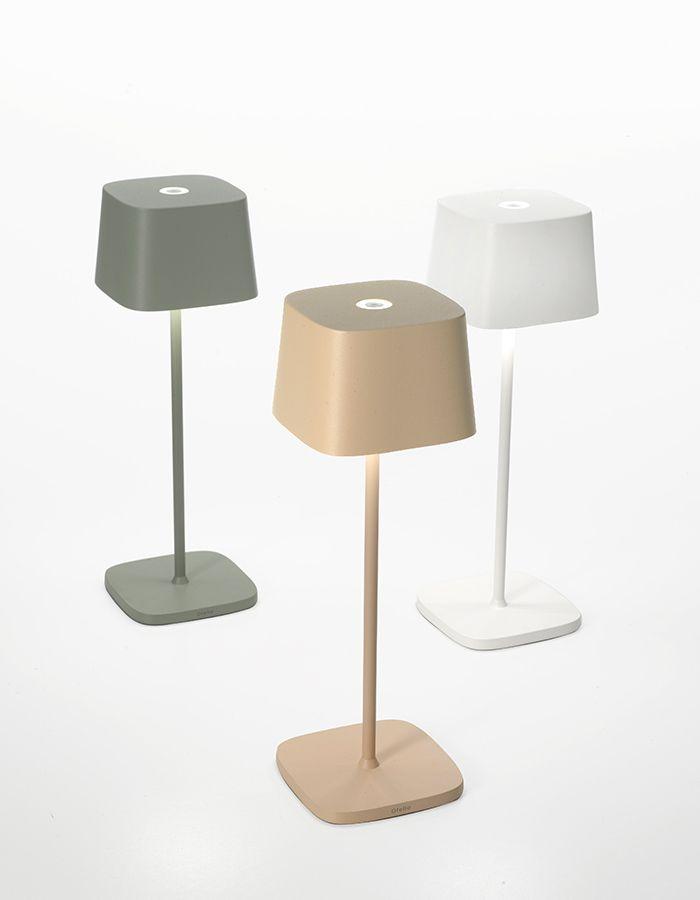Bring Light Everywhere Led Rechargeable Portable Lamps Zafferano Nel 2020 Led Lampade Da Parete Lamps