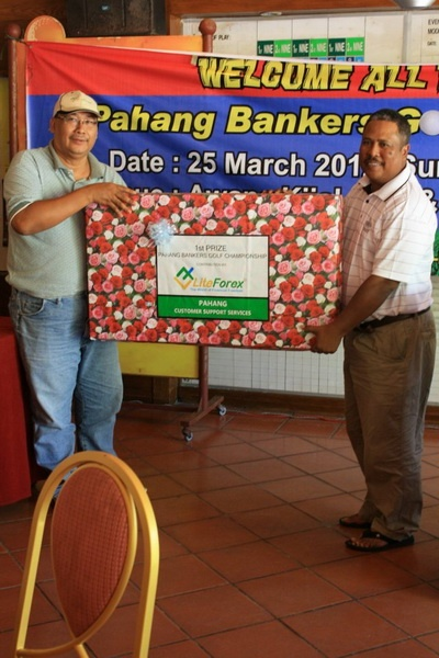 PAHANG Bankers Golf Championship, Malaysia 2012