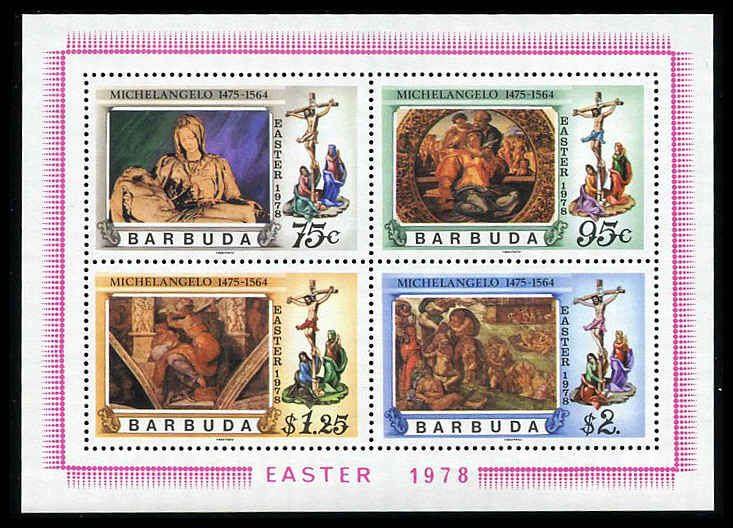 https://www.arpinphilately.com/itm/barbuda-stamp-331a-works-of-michealangelo-souv-sheet-4-95-1978