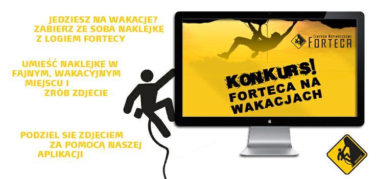 Walczymy o karnety na CW Forteca! www.cwf.pl