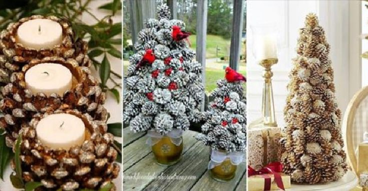 astuce broclage noel pin | Decoration noel, Decoration ...