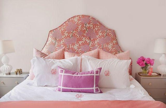 Дизайн изголовья кровати: 50 суперидей