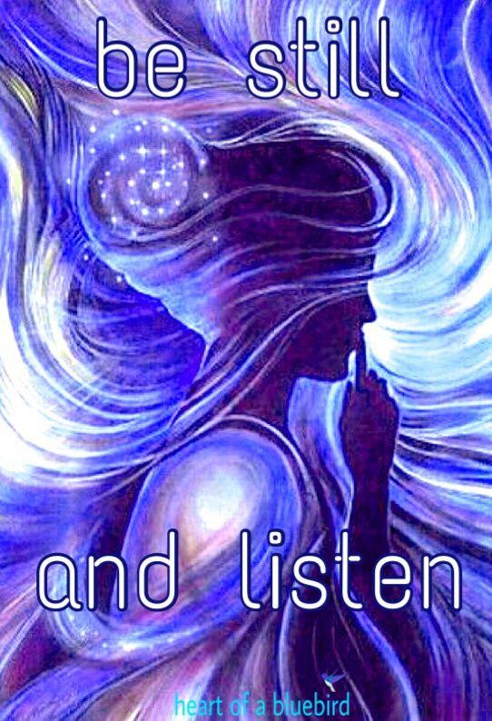 hear your spirit ...