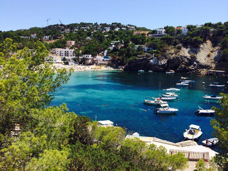 Calla Vadella, Ibiza