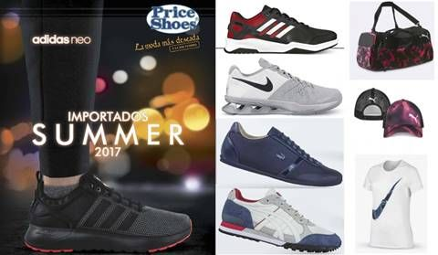 CatalogosMX: Catalogo Price Shoes Importados 2017 Summer, Zapat...