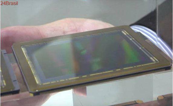 Sony pode lançar sensor de 150 megapixels no ano que vem