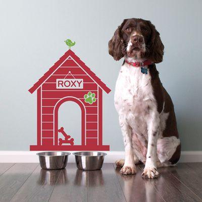 Декор места для еды Вашей собаки