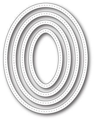 Poppy : Pointed Oval Frames 1933