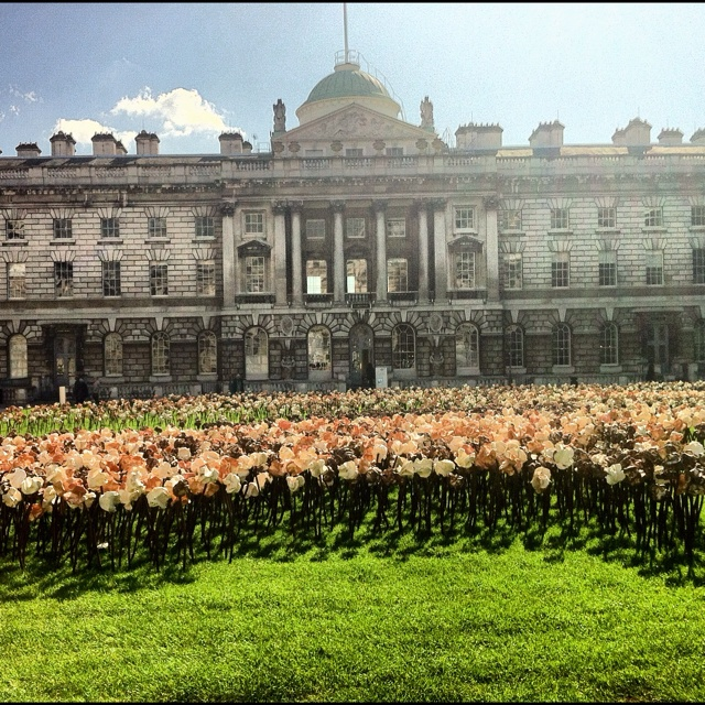 Somerset House for the New York photography collection
