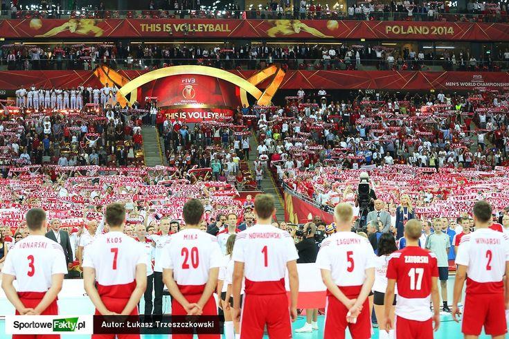 Mecz Otwarcia FIVB Mistrzostw Świata w Piłce Siatkowej 2014: Polska - Serbia 3:0
