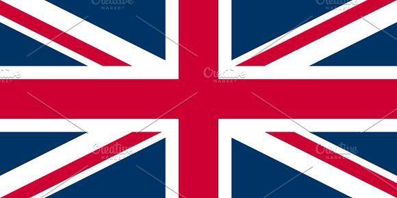 UK Flag Union Jack. Europe #flags