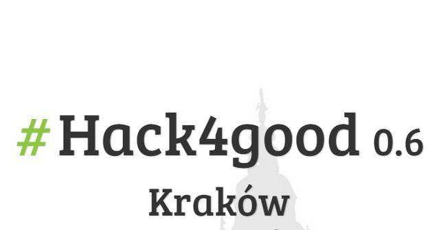#Hack4Good po raz kolejny w Krakowie - sprawdźcie: http://marketingmobilny.pl/hack4good-po-raz-kolejny-w-krakowie/