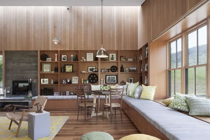 mahabis architecture // sustainable luxury in a californian ranch