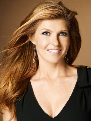 Connie Britton Talks Low-Key Beauty—And That Time She Got a Perm:Big curls, shimmery eyes, sequined everything: It doesn't get any more high-maintenance than Rayna J