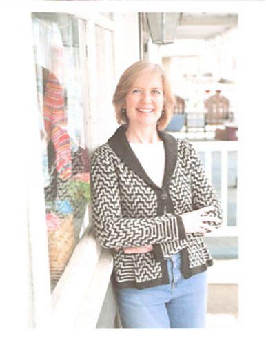 Ravelry: Nexo Jacket pattern by Ann McDonald Kelly
