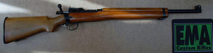 LEE ENFIELD NO8 MILITARY TRAINER 22 RIM FIRE Emma Custom Rifles Darlington Durham North East Gunshop Robin 07802346202
