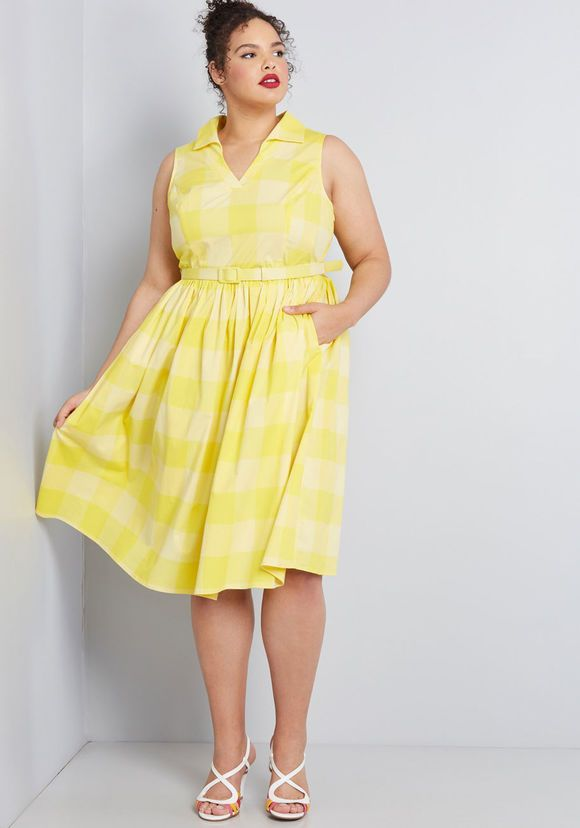 Plus Size Dresses | ModCloth | The Wearable in 2019 | Dresses ...