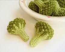 Ravelry: Steamed Broccoli Florets pattern by Sara Elizabeth Kellner