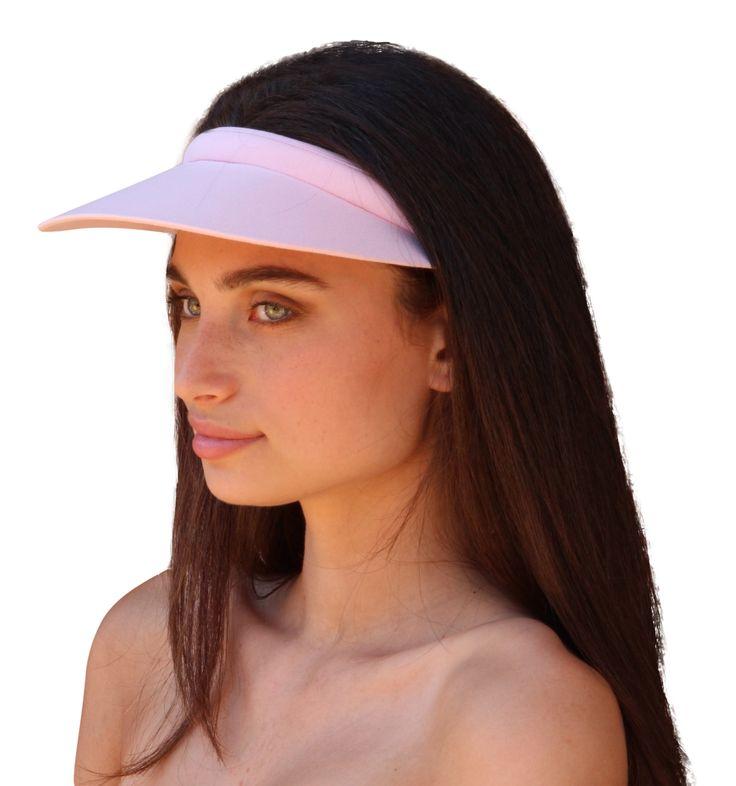 Palms & Sand Womens Sun Visor - Sun Hat