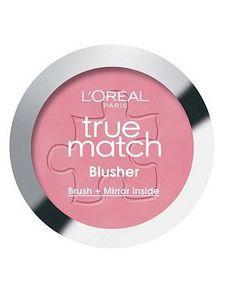 Loreal  Paris True Match Blush Sandalwood Rose 24 Advantage card points. Loreal Paris True M, 120 SANDALWOOD ROSE FREE Delivery on orders over 45 GBP. http://www.MightGet.com/february-2017-1/loreal-paris-true-match-blush-sandalwood-rose.asp