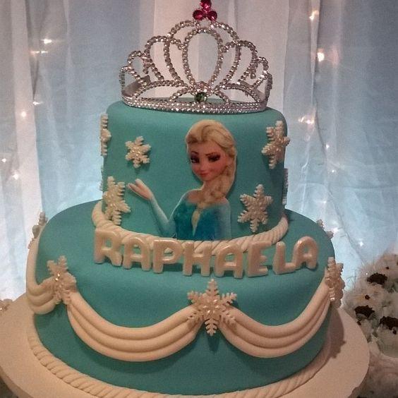 pasteles para fiestas cumpleanos de Frozen (5)                                                                                                                                                                                 Más