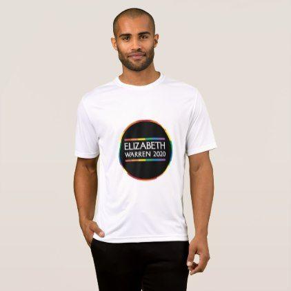 Elizabetn Warren 2020 T-Shirt - mens sportswear fitness apparel sports men healthy life
