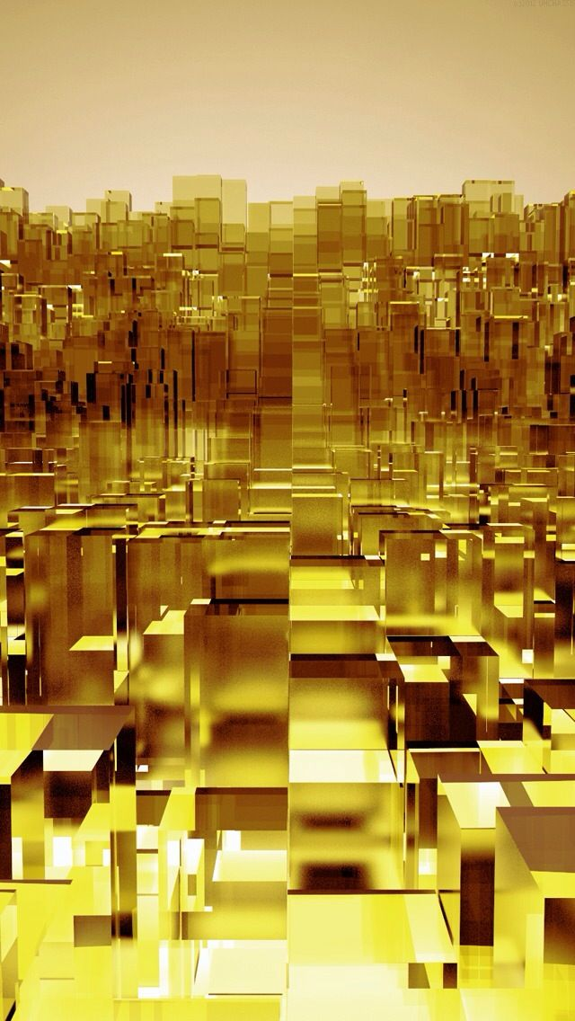 gold iphone background iphone 5s gold 3d wallpaper iphone wallpaper 10713