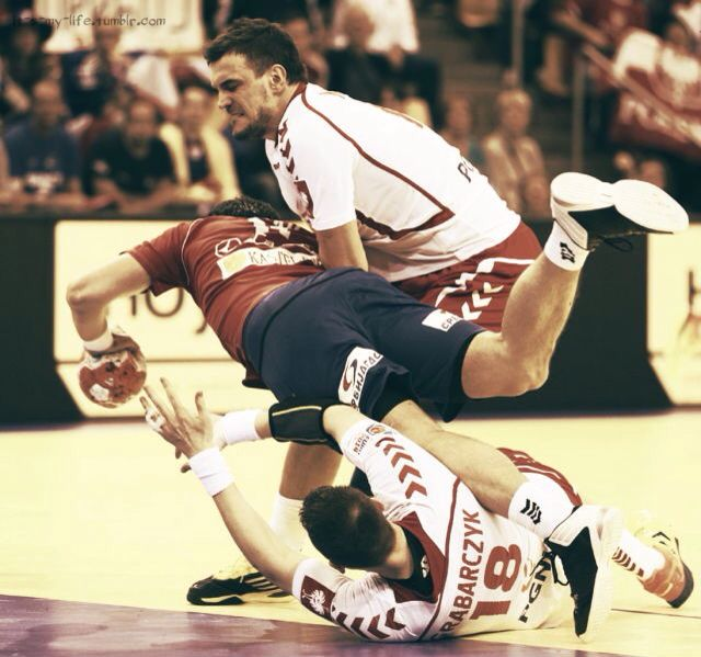 That's great handball