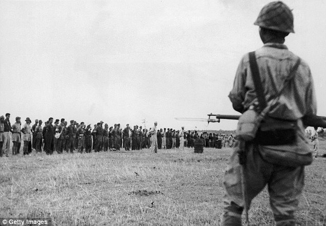 17 Best images about BATAAN DEATH MARCH - WORLD WAR II on ...