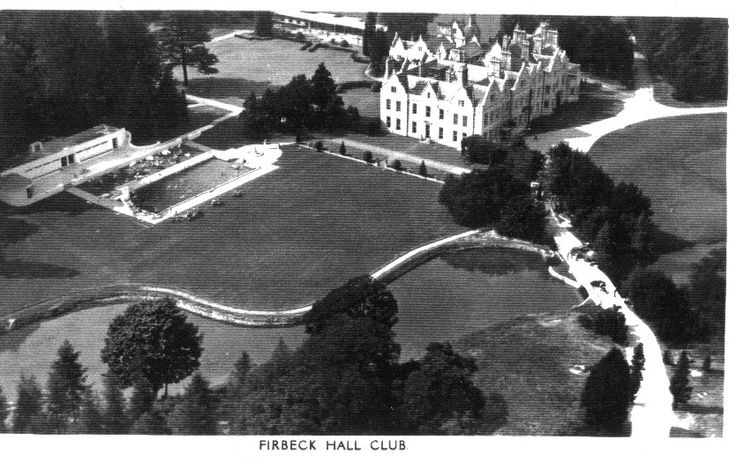 Firbeck when it was a private club