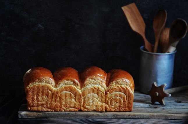 Kublanka vaří doma - Japonský chléb Hokkaido