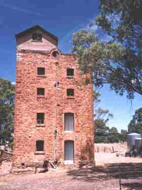 The Old Jacka Brothers Brewery in Melrose South Australia. Memories :)