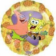 ! 45cm SpongeBob Foil $9.95 MD09252