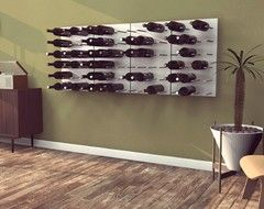 Innovative Cellars Celebrate Contemporary Wine Storage Design