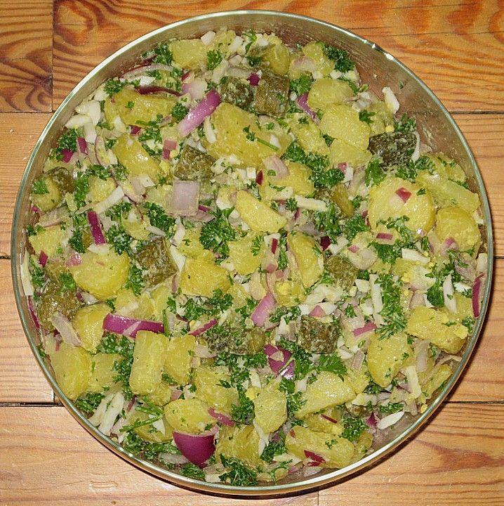 Türkischer Kartoffelsalat ohne Mayo, ein tolles Rezept aus der Kategorie Eier & Käse. Bewertungen: 170. Durchschnitt: Ø 4,5.