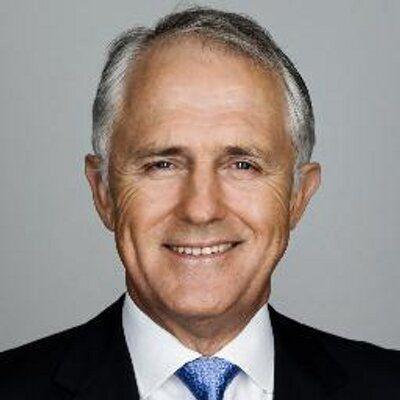 Malcolm Turnbull has replaced Tony Abbott as PM of Australia, September, 2015. The 29th Prime Minister of Australia.