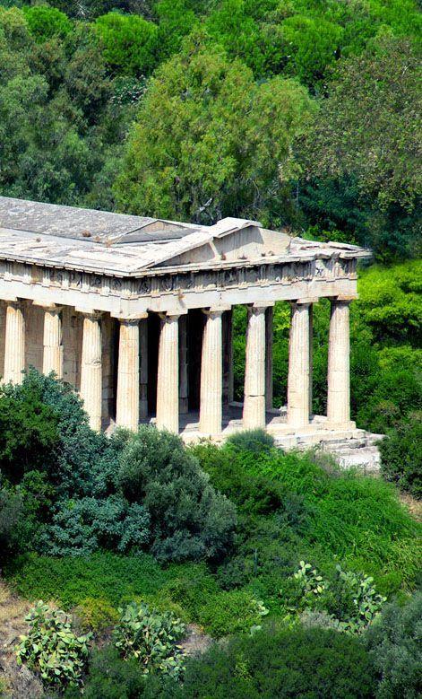 """ Hephaestus Temple,Athens,Greece. Ναός του Ηφαίστου(Θησείο),Αθήνα """