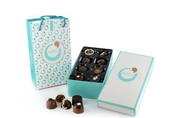 Little Bag of Chocolate, 16 Chocolates available at LilyOBriens.ie