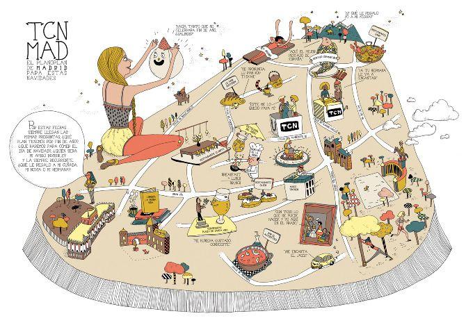 TCN - Caroline Selmes ◆ Illustration
