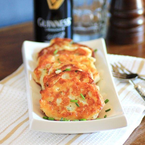 Potato Pancakes for St. Patrick's Day