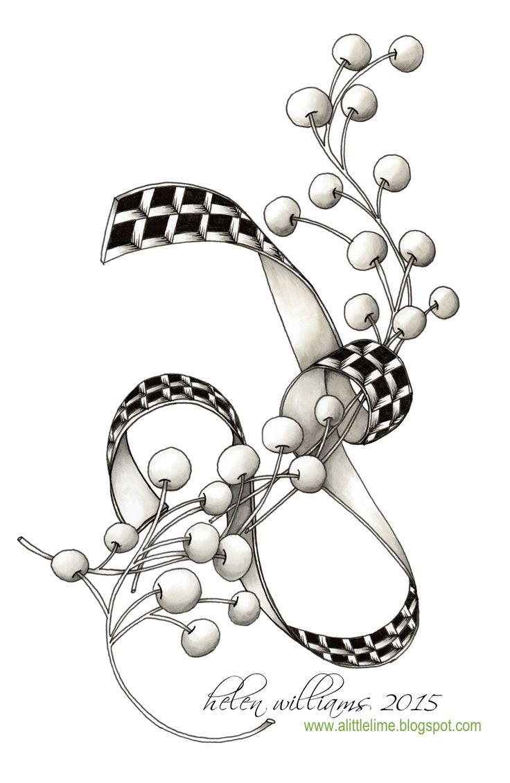 Zen doodle colour - Find This Pin And More On Zentangle Doodle Art