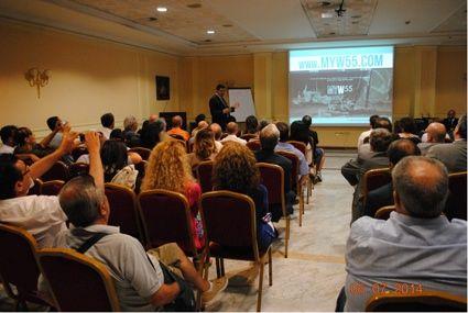 Pasquale Palladino e partecipanti allo SHOWevent, Ospiti e Wfranchisee