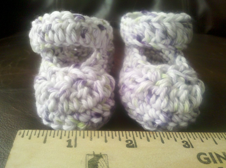 Free Crochet Pattern For Preemie Baby Booties : 17 Best images about preemie booties on Pinterest Baby ...